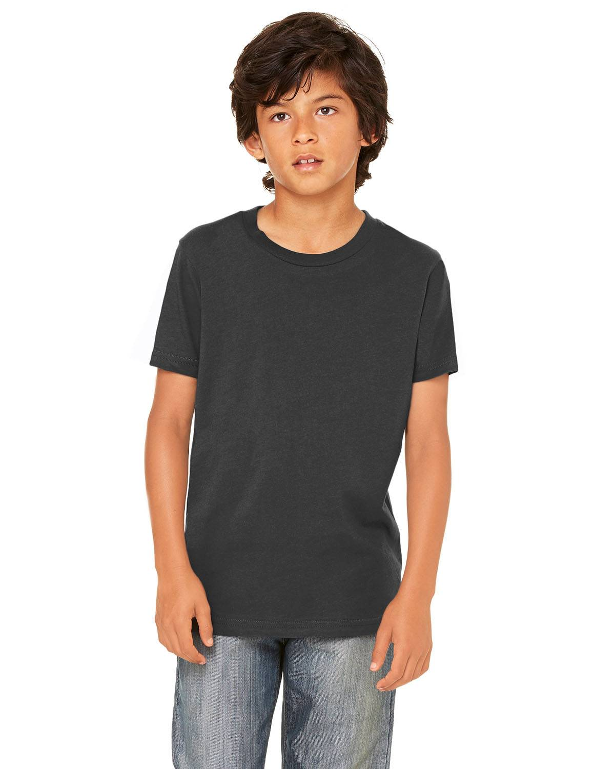 Bella + Canvas Youth Jersey T-Shirt | 3001Y