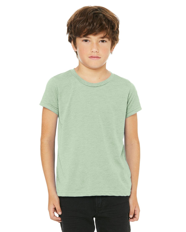 Bella + Canvas Youth Triblend Short-Sleeve T-Shirt | 3413Y