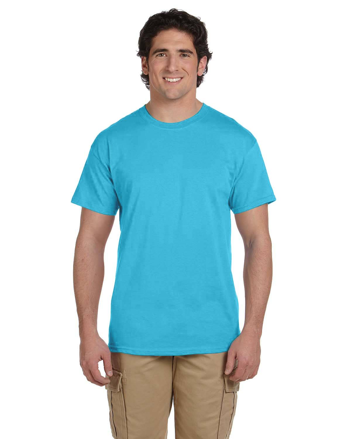 Fruit of the Loom Adult 8.3 oz./lin. yd. HD Cotton T-Shirt | 3931
