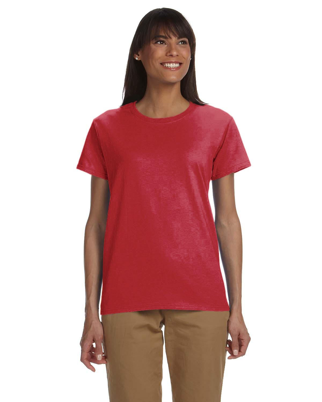 Gildan Ladies' Ultra Cotton 10 oz./lin. yd. T-Shirt | G200L