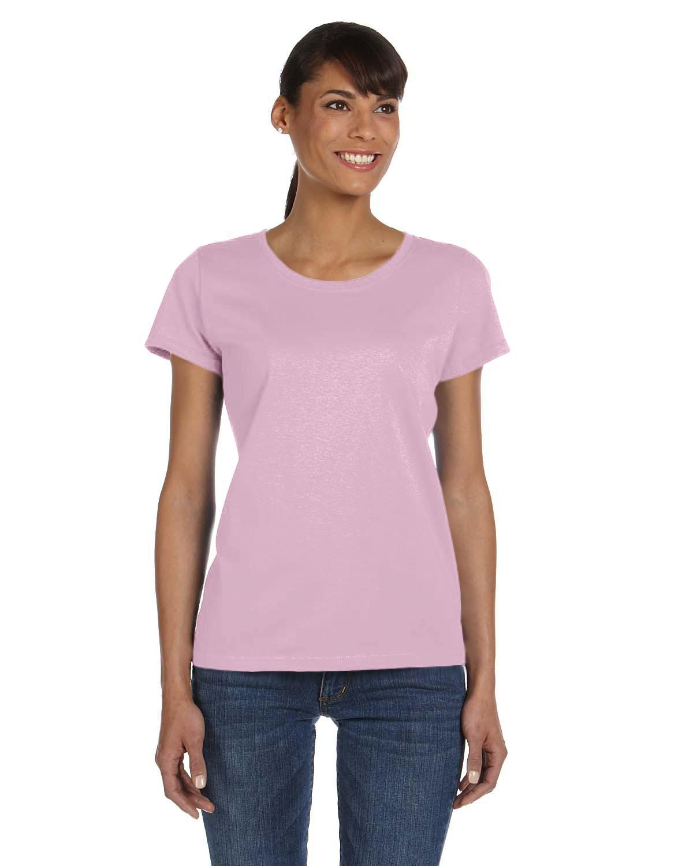 Fruit of the Loom Ladies' 8.3 oz./lin. yd. HD CottonTM T-Shirt | L3930R