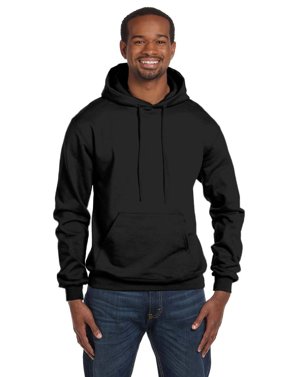 Champion 12 oz./lin. yd. Double Dry Eco Pullover Hood | S700