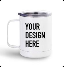 10oz Stainless Steel Mug