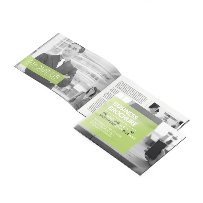 Booklets (8.5