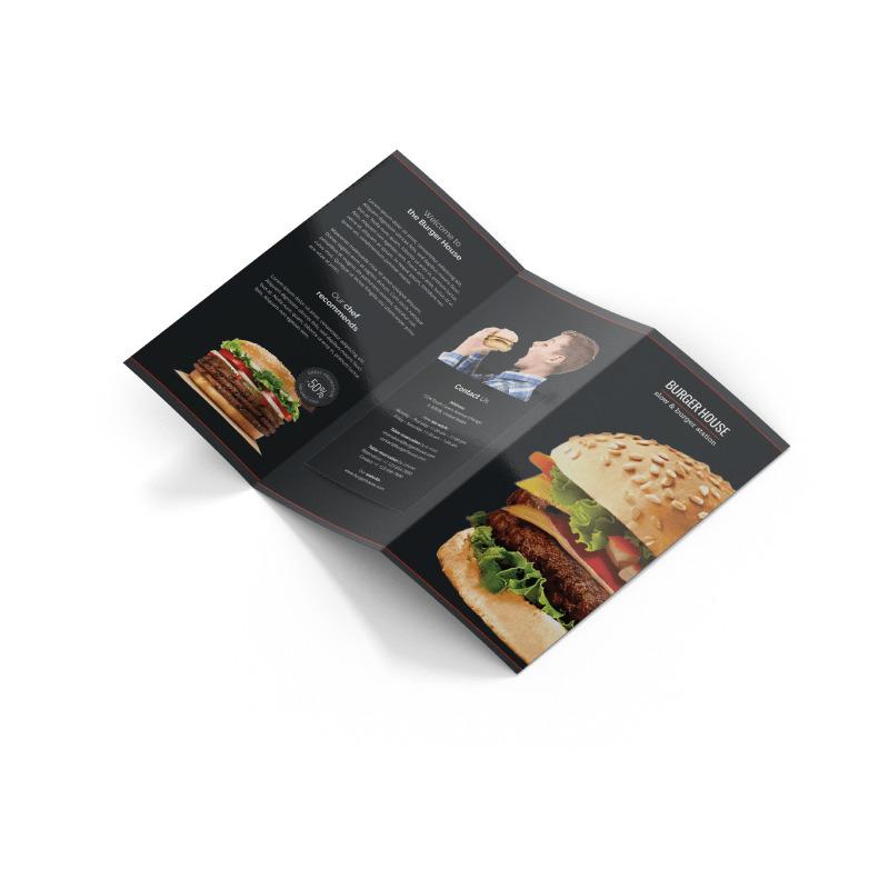 Brochures 100lb Gloss Text