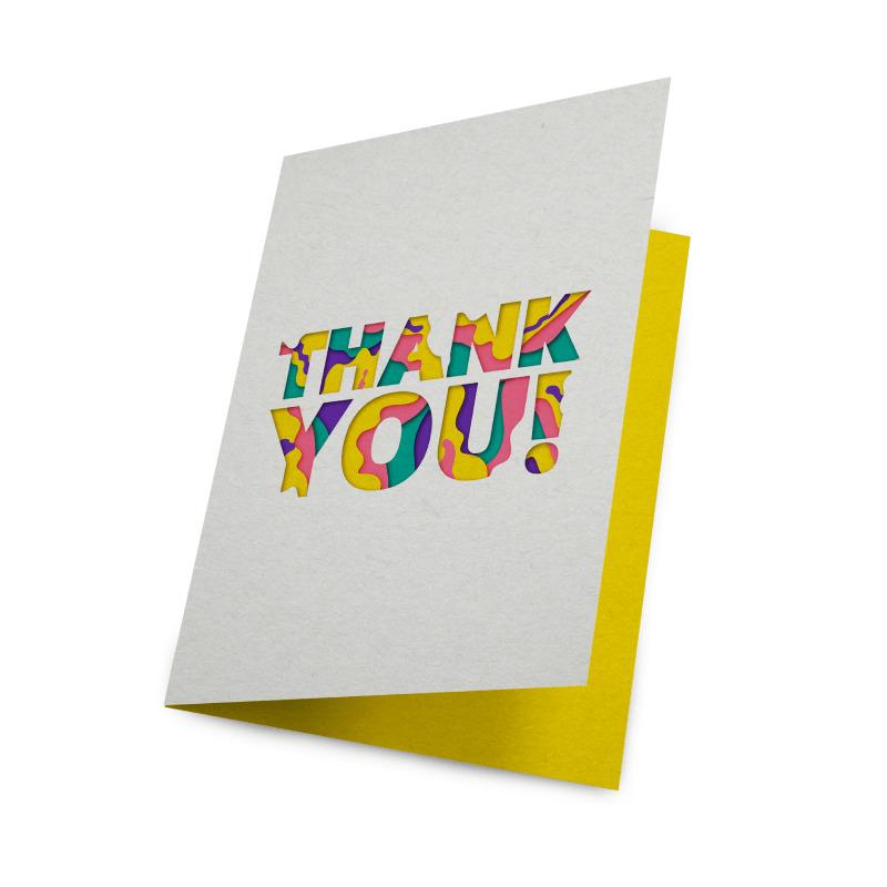 Greeting Cards 14pt Writable + UV (C1S)
