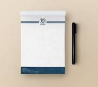 Notepads 50 Pages 60lb Uncoated