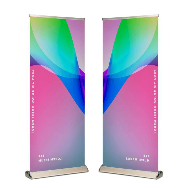 premium pull up banners
