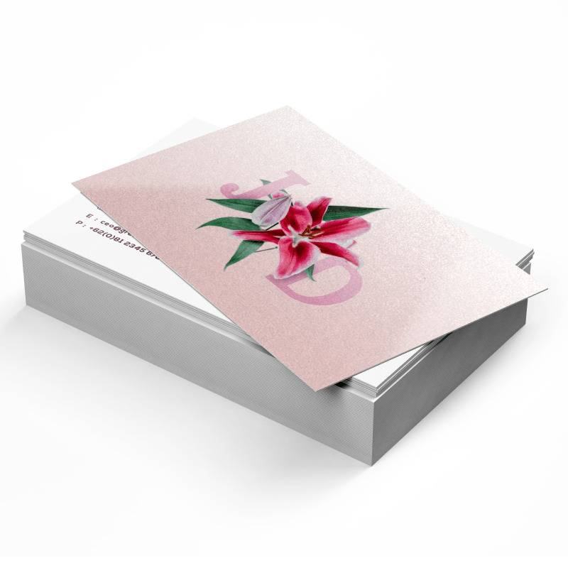 Business Cards Pearl Paper